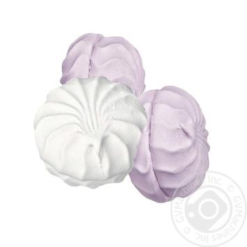 Зефір Жако біло-рожевий