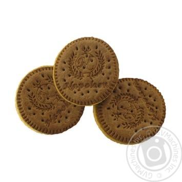 Печенье-сэндвич Грона Наполеон шоколад весовое