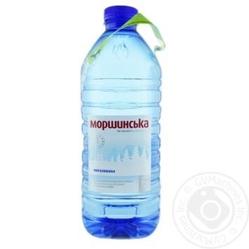Вода Моршинская природная негазированная 3л - купить, цены на Novus - фото 1