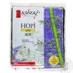 Водорості для суші Kaiseki Нори gold 10 листів 28г