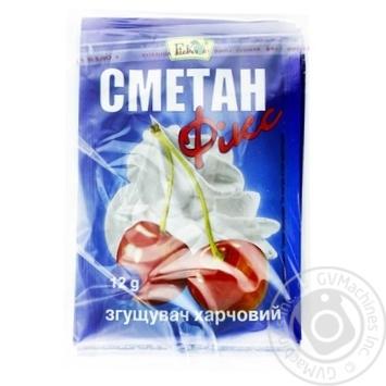 Загуститель для сливок Эко Сметанфикс 12г - купить, цены на Метро - фото 1