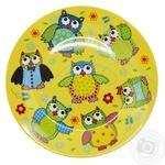 Тарілка десертна Banquet Owls 20см