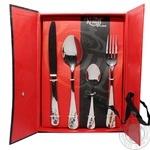 Krauff Farbe 26-188-026 Cutlery Set 24 Items