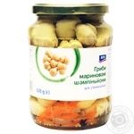 Aro champignons marinated whole sterilized 620g