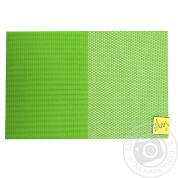 Rug Serving Lavender Lightly Green 30Х45cm - buy, prices for MegaMarket - image 1
