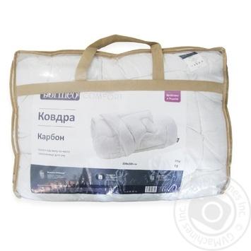 Ковдра Дормео Карбон 200х220 (Ua) - купити, ціни на МегаМаркет - фото 2