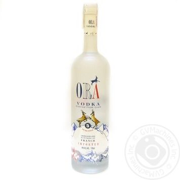 Водка Ora Blue 40% 1,75л