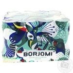 Water Borjomi mineral 330ml can