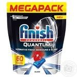 Таблетки для посудомийних машин Finish Powerball Quantum Ultimate 60шт