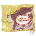 Качине філе Смачне каченя вакуумна упаковка - купити, ціни на МегаМаркет - фото 1