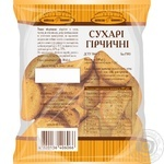Сухари Киевхлеб Горчичная 260г - купить, цены на Фуршет - фото 3