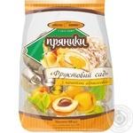 Пряники Киевхлеб Фруктовый сад с начинкой абрикосовой 360г