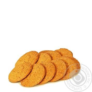 Печенье Киевхлеб Овсяное 400г Украина - купить, цены на Фуршет - фото 2
