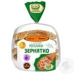 Рогалики КиевХлеб Зернышко в/с 6шт, 360г