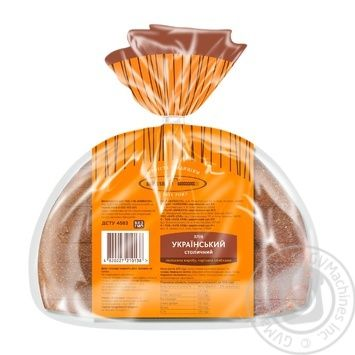 Хліб Київхліб Український столичний нарізаний 475г - купити, ціни на МегаМаркет - фото 2