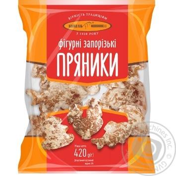 Пряники Киевхлеб фигурные запорожские 420г