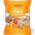 Kyivkhlib with apricot filling pryaniki 360g