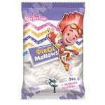 Lisova kazka Fixi Mallows Marshmallow with Plombiere Ice Cream Flavor 30g