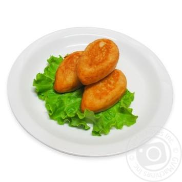 Зрази з капустою - купити, ціни на МегаМаркет - фото 1
