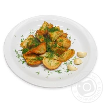 Картофель по-деревенски - купить, цены на МегаМаркет - фото 1