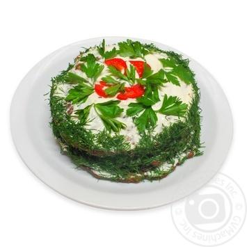 Торт печінковий - купити, ціни на МегаМаркет - фото 1