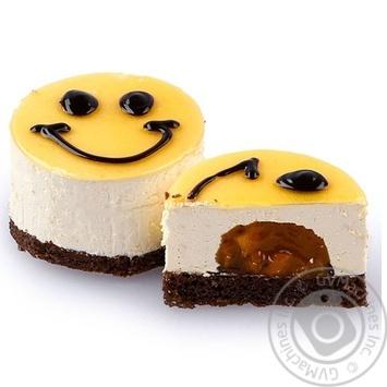 Пирожное Смайлик - купить, цены на Novus - фото 1