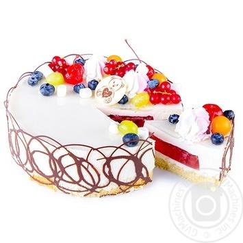 Торт Брызги шампанского - купить, цены на Novus - фото 1