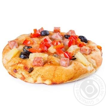 Мини-пицца с копченой грудкой 130г
