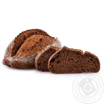 Хлеб гречневый на закваске 350г - купить, цены на Novus - фото 1