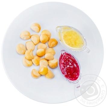 Сир Моцарелла розсіл.копчений ваг