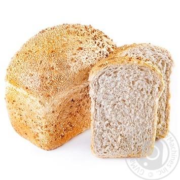 Хлеб ржано-пшеничный без дрожжей 300г - купить, цены на Novus - фото 1