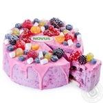 Торт ягідно-йогуртовий ~ 1кг