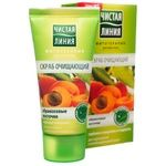 Chistaya Liniya Apricot Bone Clearing Face Scrub 50ml - buy, prices for Tavria V - image 1