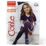 Tights Conte Fantazy grafit 152-158cm Belarus