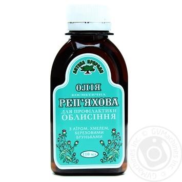 Олійка Аптека природи реп'яхова хміль для волосся 110мл