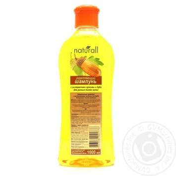 Naturall Shampoo from Burdock/Hops 1l - buy, prices for Furshet - image 1