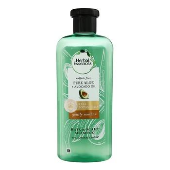 Шампунь Herbal Essences с алоэ и маслом авокадо 380мл
