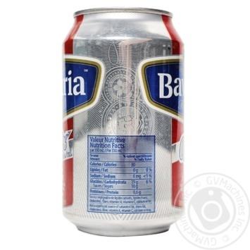 Пиво Bavaria Holland Premium светлое безалкогольное ж/б 0% 0,3л - купить, цены на Метро - фото 3