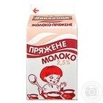 Молоко Лукавица топленое 2.5% 500г