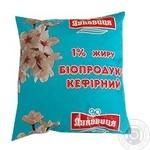 Биопродукт кефирный Лукавица 1% 500г пленка Украина