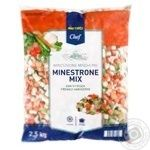 Metro Chef frozen Minestrone mix 2,5kg