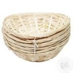 Корзина для хлеба Aro овальная 20х15см 6шт