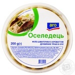 Aro in oil with herbs fish herring 200g