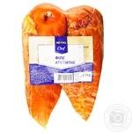 Филе METRO Chef Аппетитное из куриного мяса варено-копченое - купить, цены на Метро - фото 1