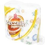 Fine Life Paper towels for kitchen 2 layer