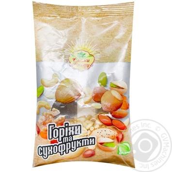 Ассорти Вкусы востока кедровый орех 70г - купить, цены на Метро - фото 1