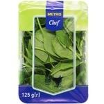 Беби шпинат Metro Chef 125г