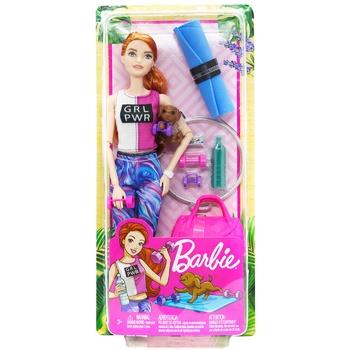 Лялька Barbie Активний відпочинок - купити, ціни на Ашан - фото 2