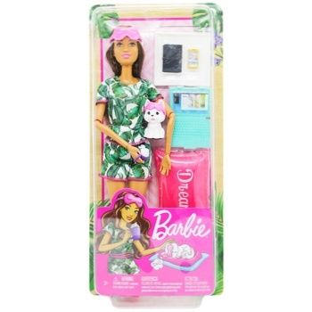 Лялька Barbie Активний відпочинок - купити, ціни на Ашан - фото 1