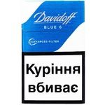 Davidoff Advanced Filter Blue 6 Cigarettes